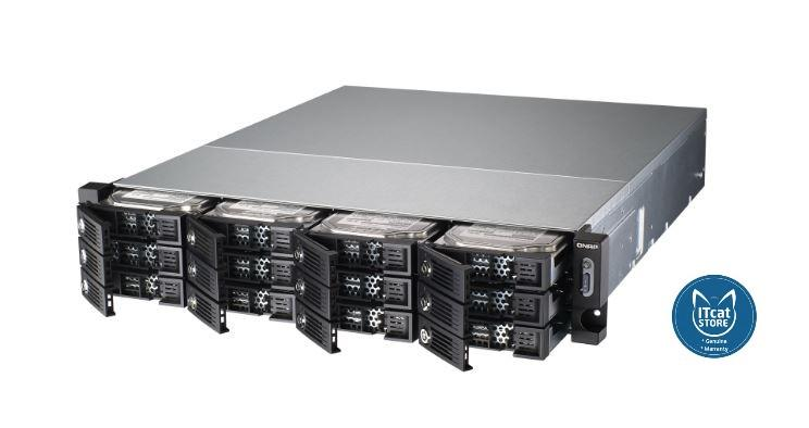 NEW QNAP REDUNDANT POWER SUPPLIES FOR SMBS NAS-2YW (TS-1253U-RP)