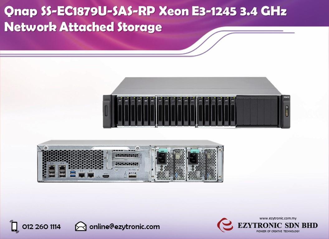 QNAP SS-EC1879U-SAS-RP TurboNAS QTS Driver for Windows Download