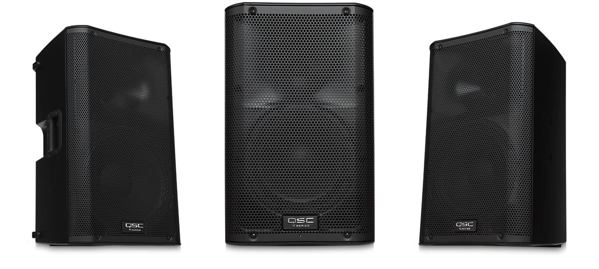"QSC K10 (1000W, 1x10"") - 2-Way Powered Loudspeaker (NEW) - FREE SHIP"