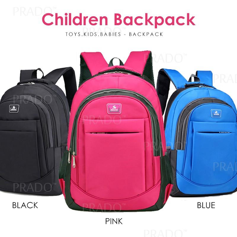 70b76b28287f Quality Nylon School Backpack Student Light Weight Bags Beg 04. ‹ ›