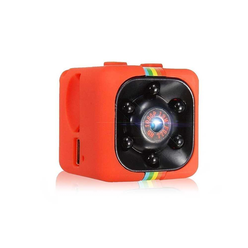 Quelima SQ11 Mini Camera 1080P Full HD Car DVR (Red)
