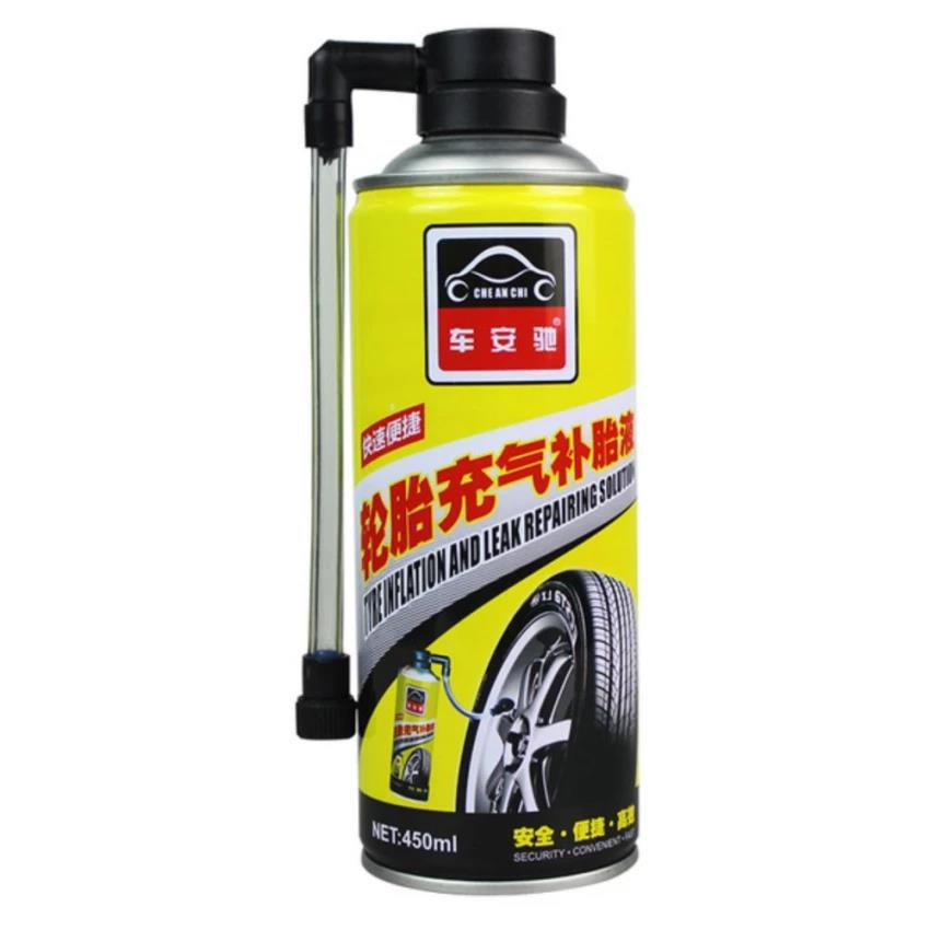 Quick Tire Sealant and Inflator