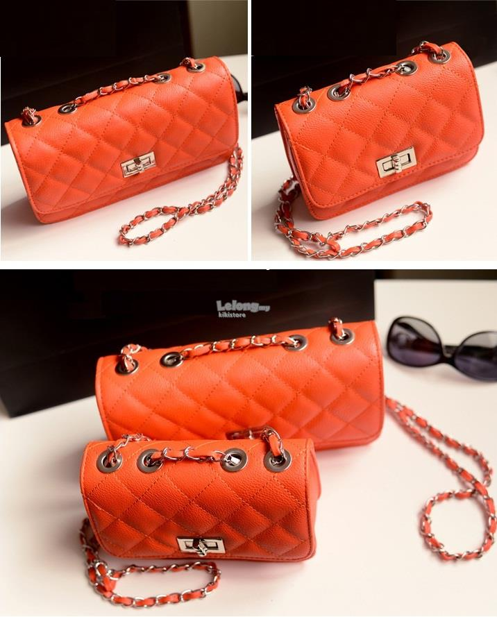 0f94bd77cb0f Quilted Convertible Chain Strap Cro (end 7 20 2019 11 43 PM)