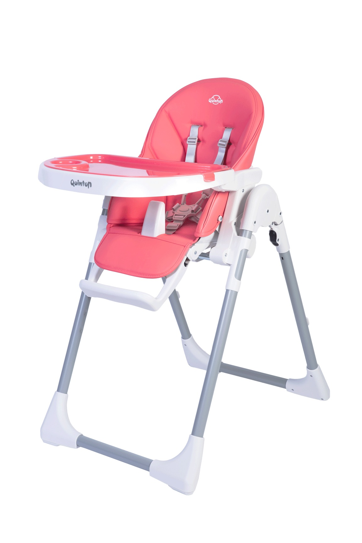Quinton Hwugo Baby High Chair Multifunction Pink. U2039 U203a