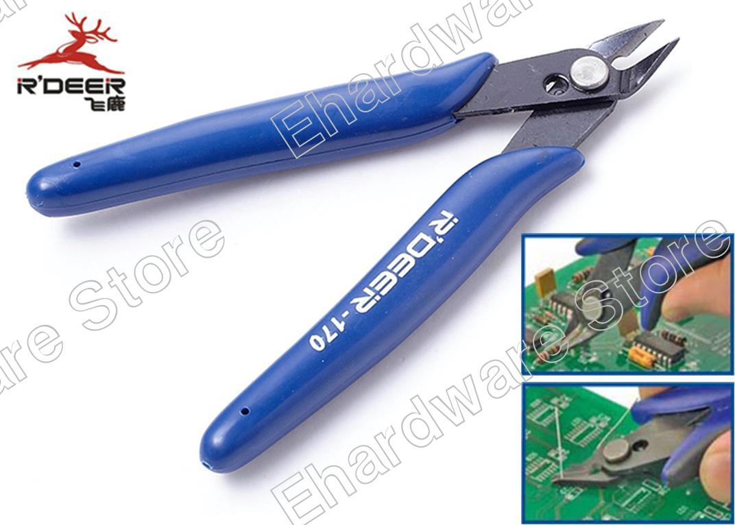 R'Deer Component Leads Micro-Shear Flush Cutter 130mm (RT-170)