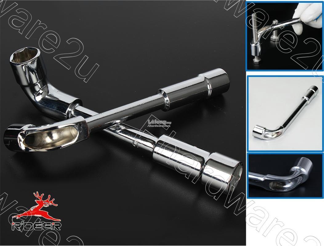 R'Deer Go-Thru L-Handle Socket Wrench ...