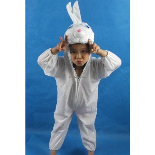 Rabbit Cosplay Kids Animal Outfit Costume Size L