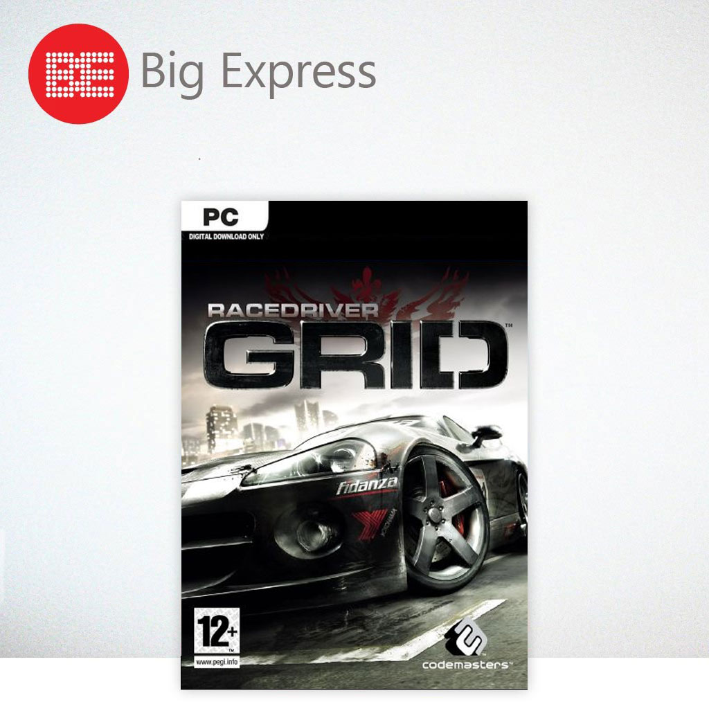 Race Driver: GRID [Digital Download][PC OFFLINE] - Big Express