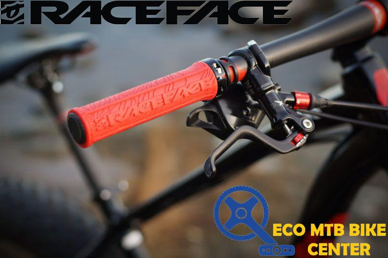 RaceFace Half Nelson Lock-On Grip Blue