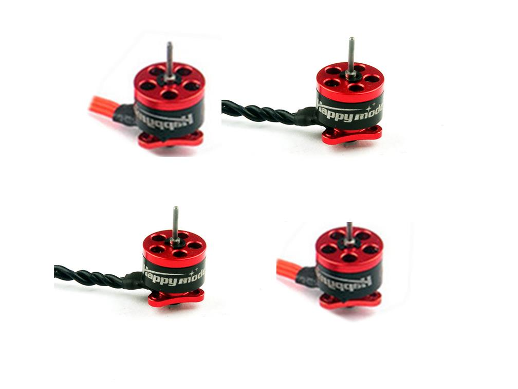 Racerstar Racing SE0603 19000KV 1.0mm shaft Brushless Motor 4Pcs