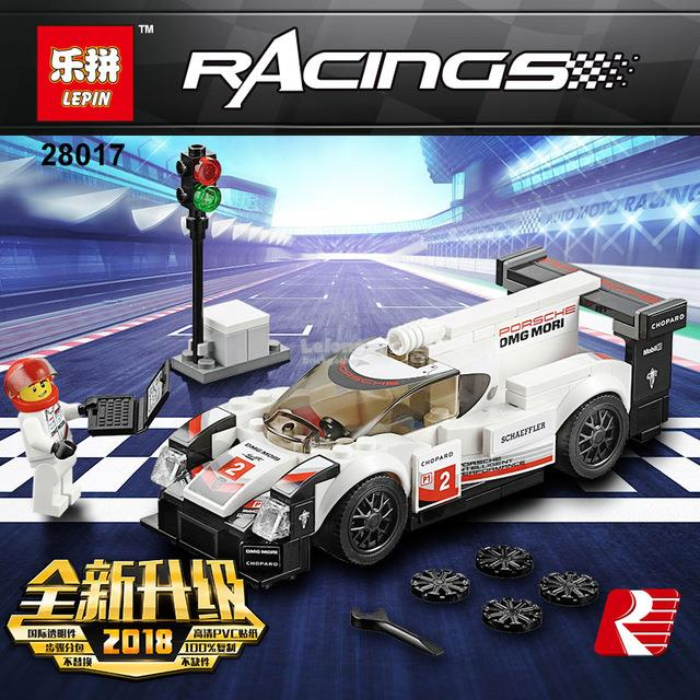 Racing Hybrid City Super Racers 28017