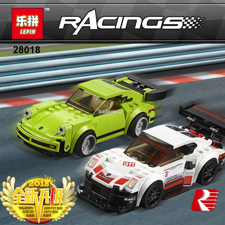 Racing Poche RSR & Turbo 28018