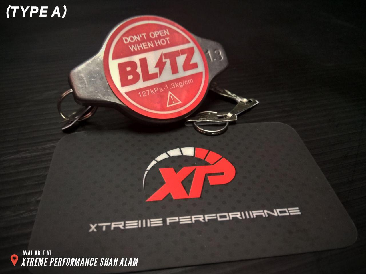 Radiator Cap BLITZ Type B 1.3KG High Pressure