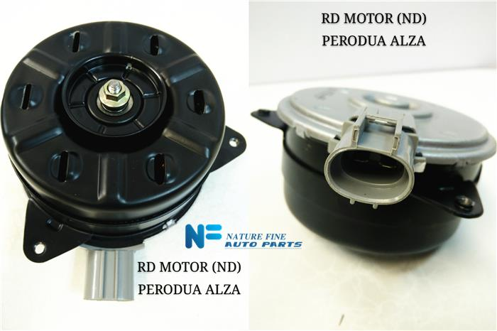 Radiator Motor for Perodua Alza