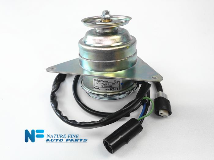 Radiator Motor for Proton Iswara [Type: APM]