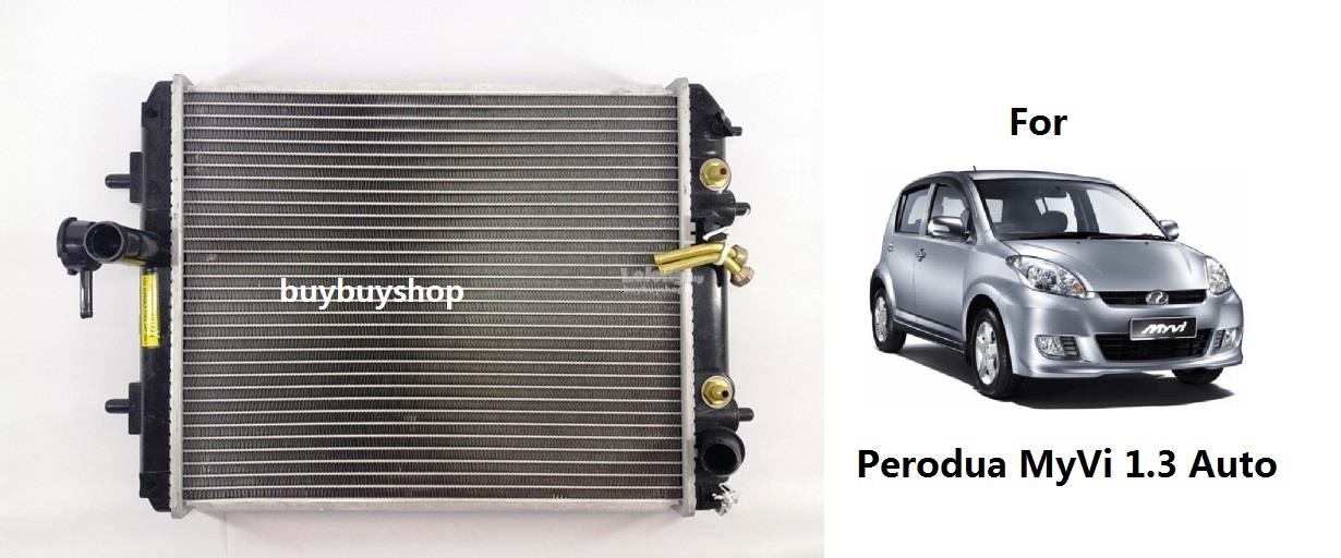 Radiator Tangki Air For Perodua MyV (end 10/18/2018 3:15 PM)
