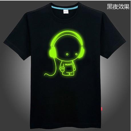 Radio Boy Glow In Dark T Shirt End 7 15 2020 11 15 Pm