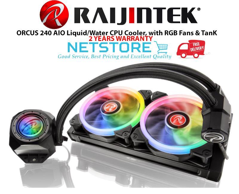 Best Aio Cooler 2020 RAIJINTEK ORCUS 240 AIO Liquid/Water (end 9/9/2020 3:15 PM)