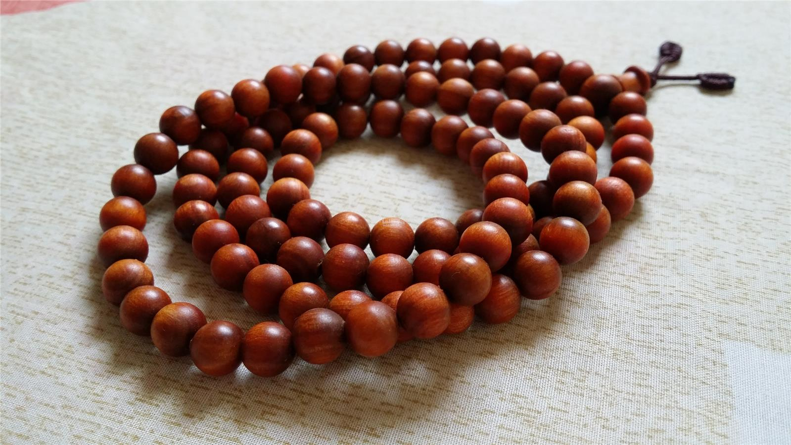 Raja Kayu (Kingwood) Prayer beads