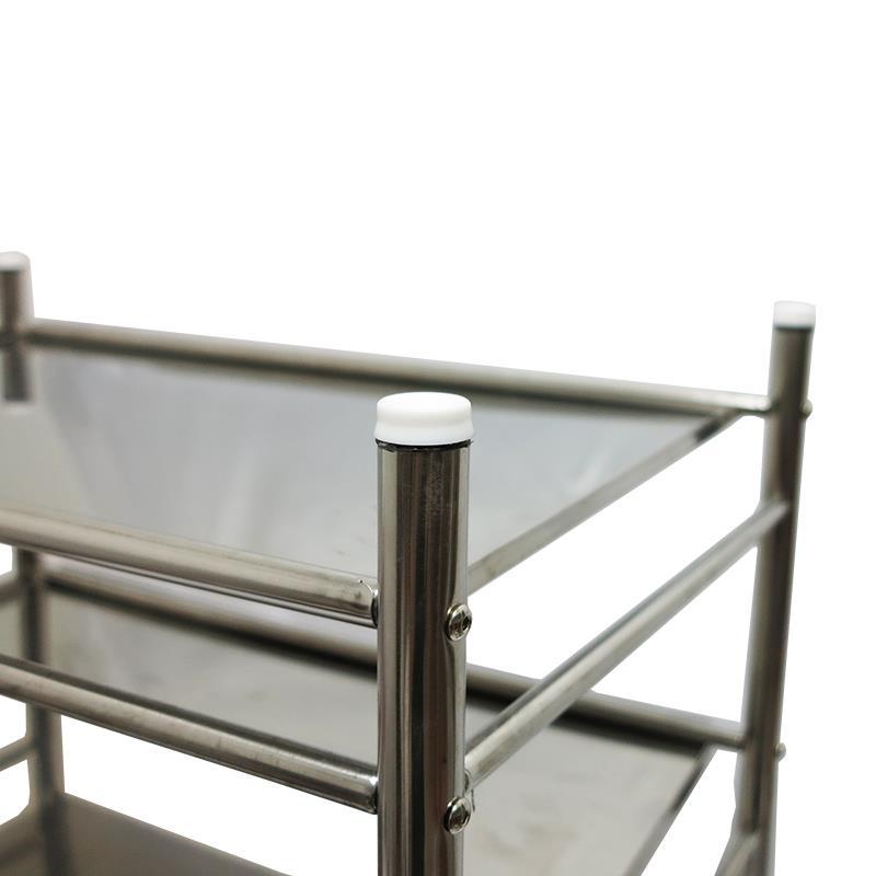 Rak Penyimpanan Dapur Stainless Steel Rack Shelves Heavy Duty