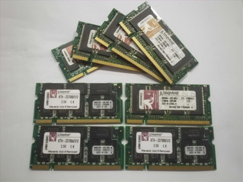 Used RAM DDR1 512MB