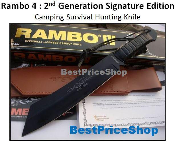 Rambo IV 2nd Generation Signature (end 11/27/2018 12:45 PM)