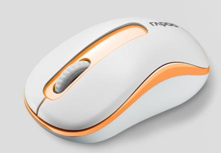RAPOO WIRELESS OPTICAL MOUSE M10