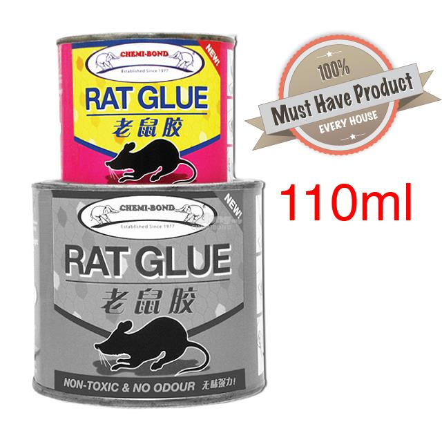 Rat Glue Pest control 110ml - Glue to trap rats, lizards, cockroaches