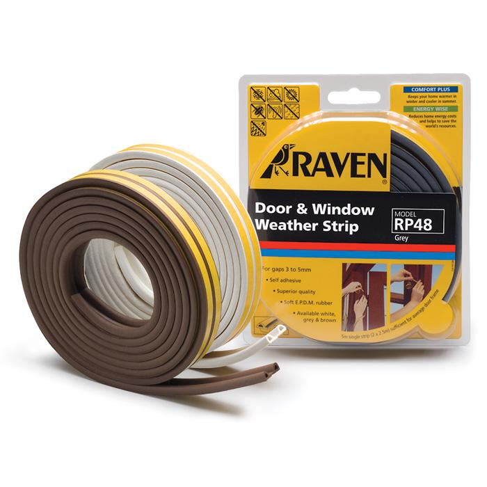 Raven RP48 Door & Window Weather Seal Strip