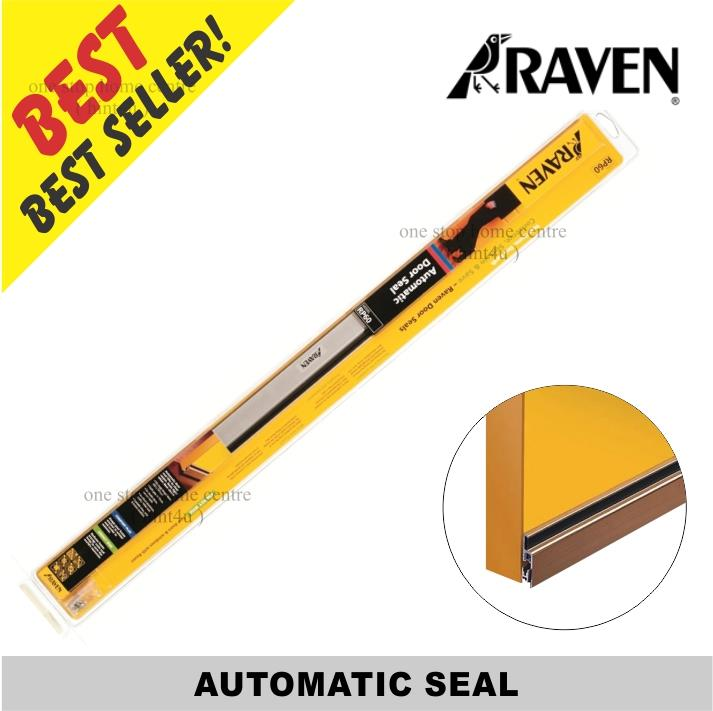 Raven RP60C/RP60B/RP60G Automatic Seal- Clear/ Brown /Gold