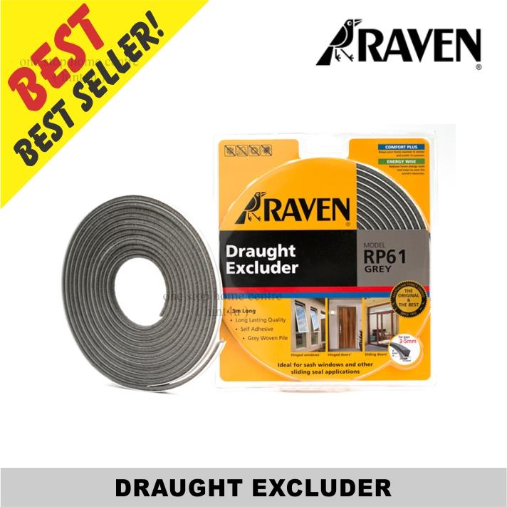 Raven RP61 Draught Excluder