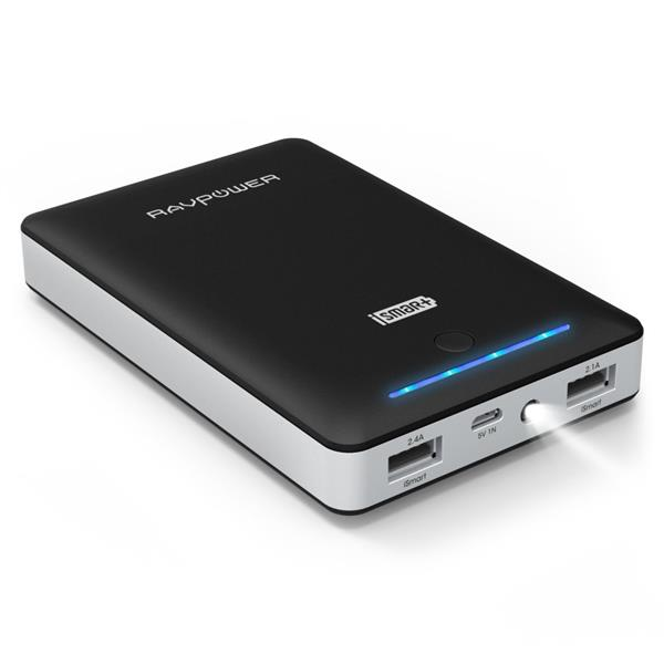 RAVPower RP-PB19 16750mAh Portable Charger Powerbank (Dual iSmart)