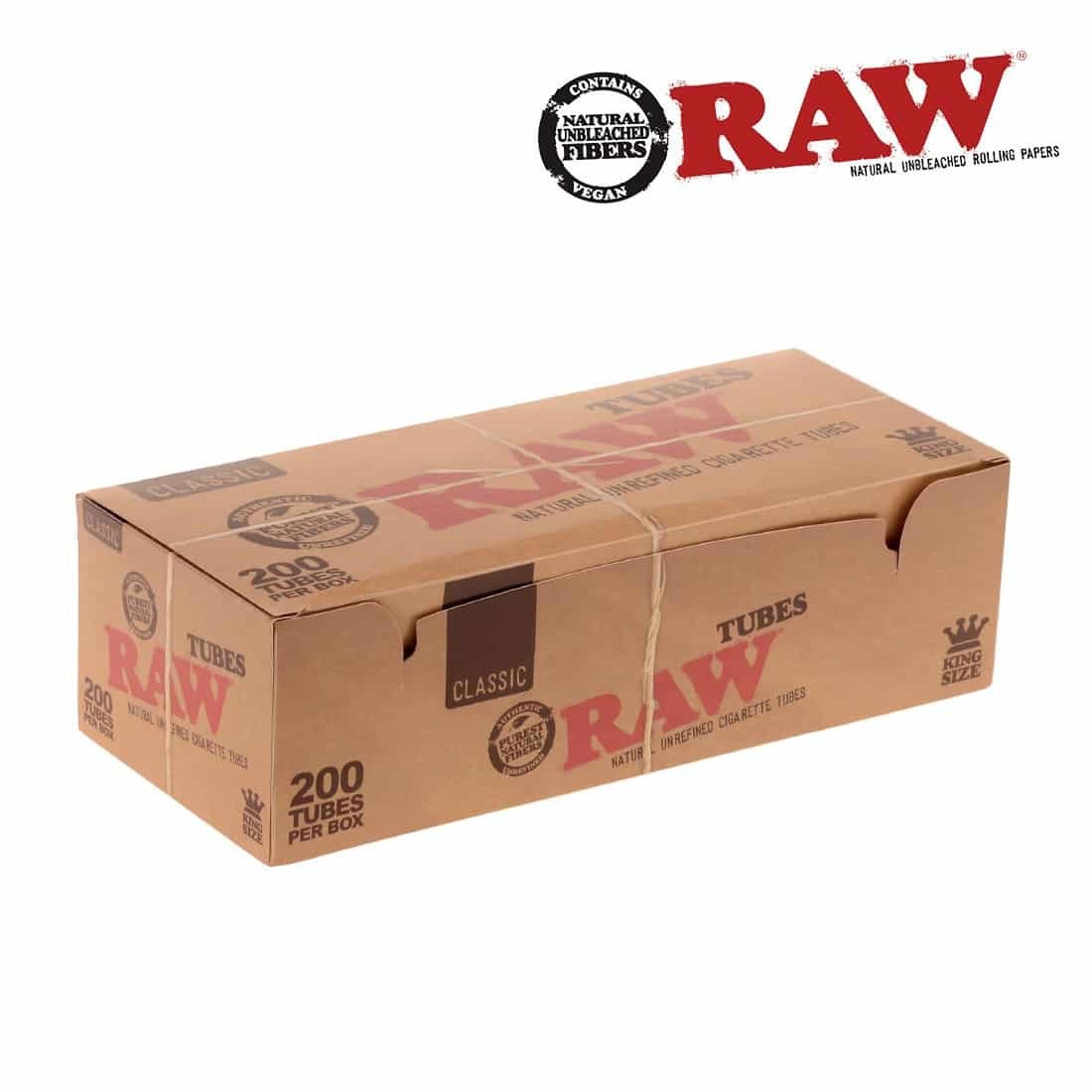 Raw tube com
