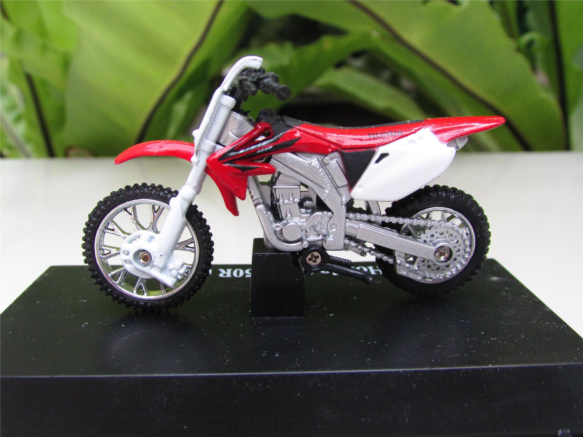 New Ray 1 32 Diecast Motorcycle Honda CRF 450R 2006 RED Motocross