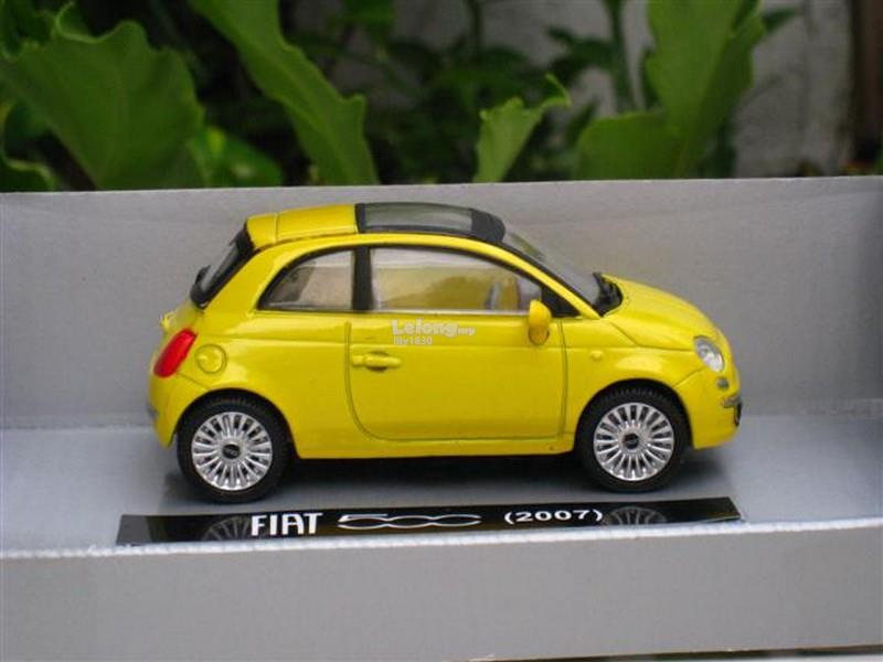 New Ray 1 43 Diecast Car 2007 Fiat 5 End 7 29 2019 4 44 Pm