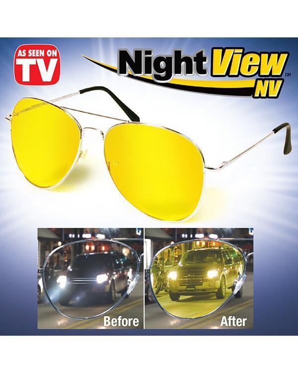 Rayban Aviator Style Day   Night Driving Anti UV HD Glasses.New Stocks ac01d126f4c6