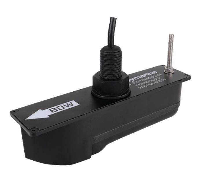 Raymarine Hypervision HV-300 Thru Hull Transducer for Element Series