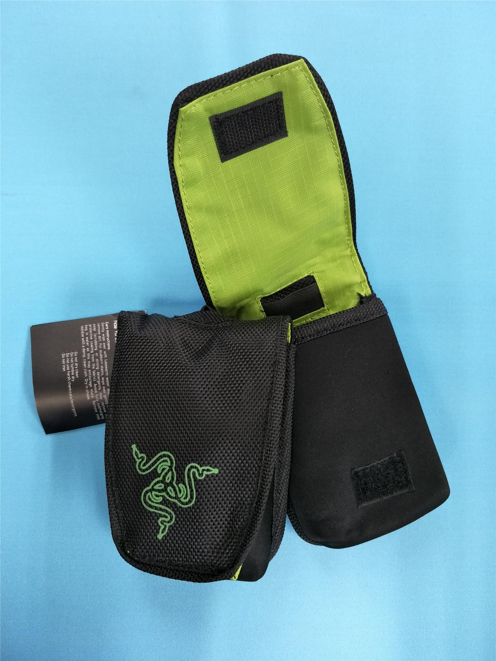 Razer Accessory Pouch - (Clear Stock)