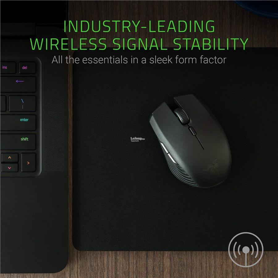 Razer Atheris 2 4GHz Mobile Wireless Gaming Mouse (RZ01-02170100-R3A1)