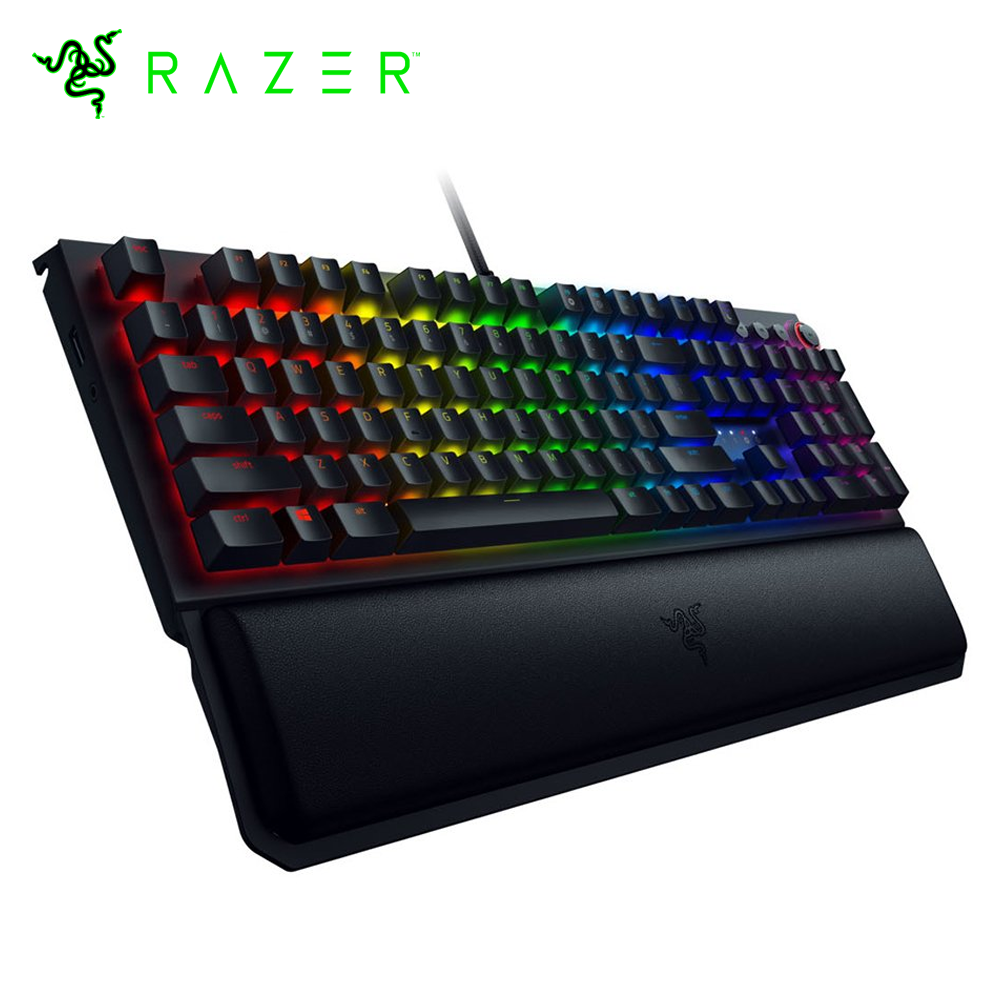 Razer Blackwidow Elite Tournament-Grade Mechanical Keyboard
