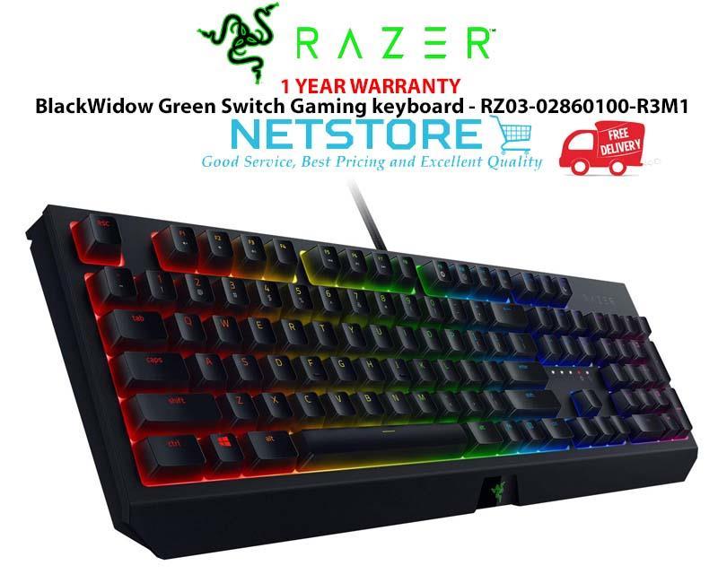 Best Razer Chroma Profiles 2020 Razer BlackWidow Green Switch Gaming (end 5/2/2020 5:15 PM)