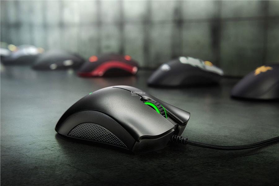 RAZER DEATHADDER ESSENTIAL GAMING MOUSE RZ01-02540100-R3M1
