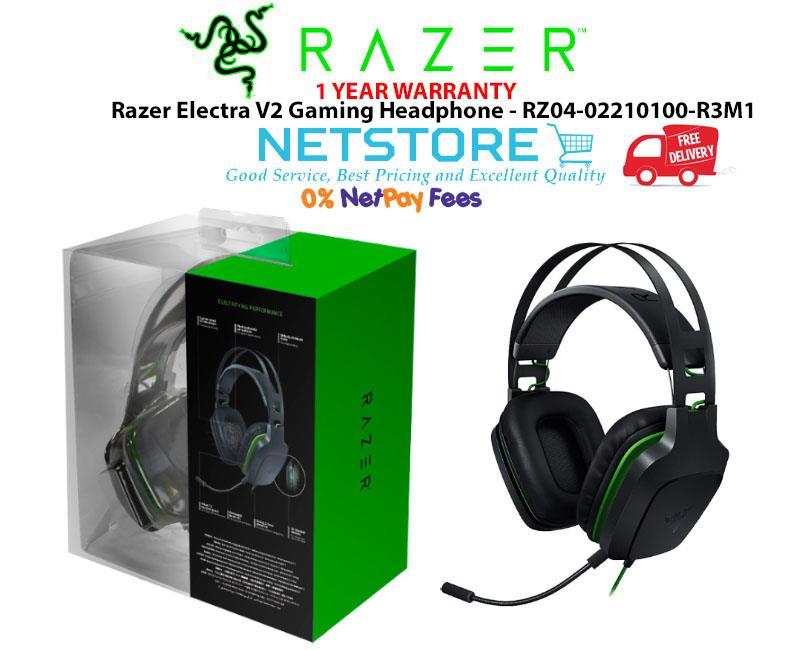 Razer Electra V2 Gaming Headphone - RZ04-02210100-R3M1