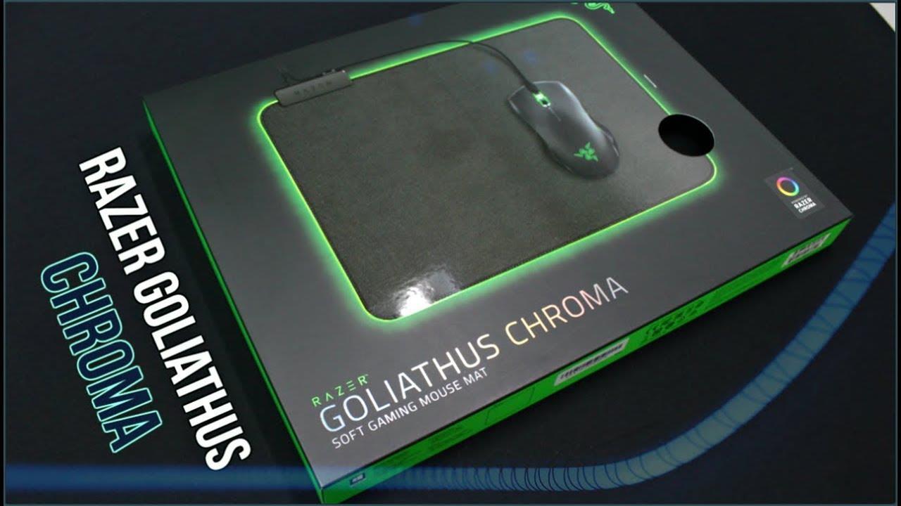 5eb697fcab0 Razer Goliathus Chroma (Soft Gaming Mouse Mat Powered by Razer Chroma)