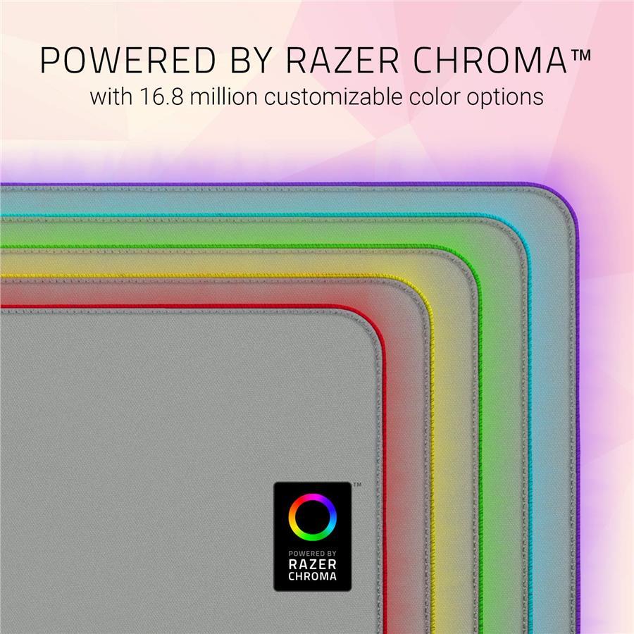Razer Goliathus Extended Chroma Quartz Mouse Pad RZ02-02500316-R3M1