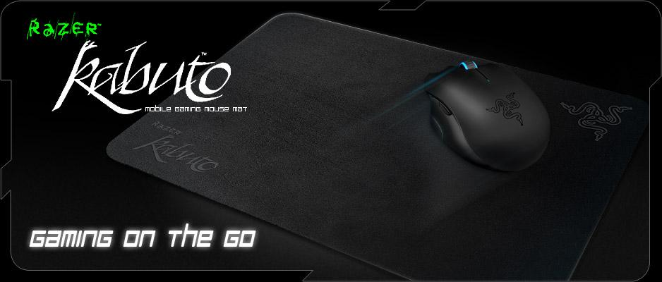 # Razer Kabuto - Mobile Gaming Mouse Mat #