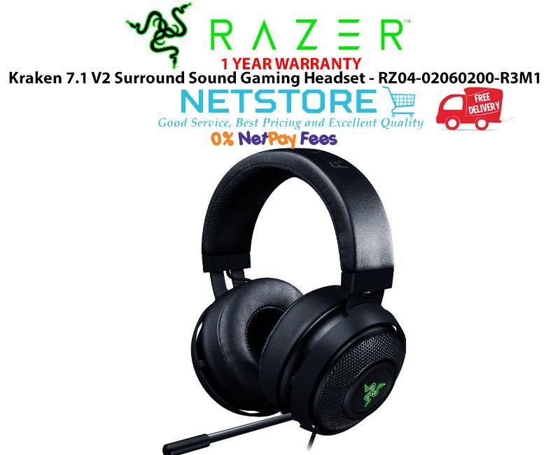 f706902863a Razer Kraken 7.1 V2 Surround Sound (end 4/18/2020 12:15 AM)