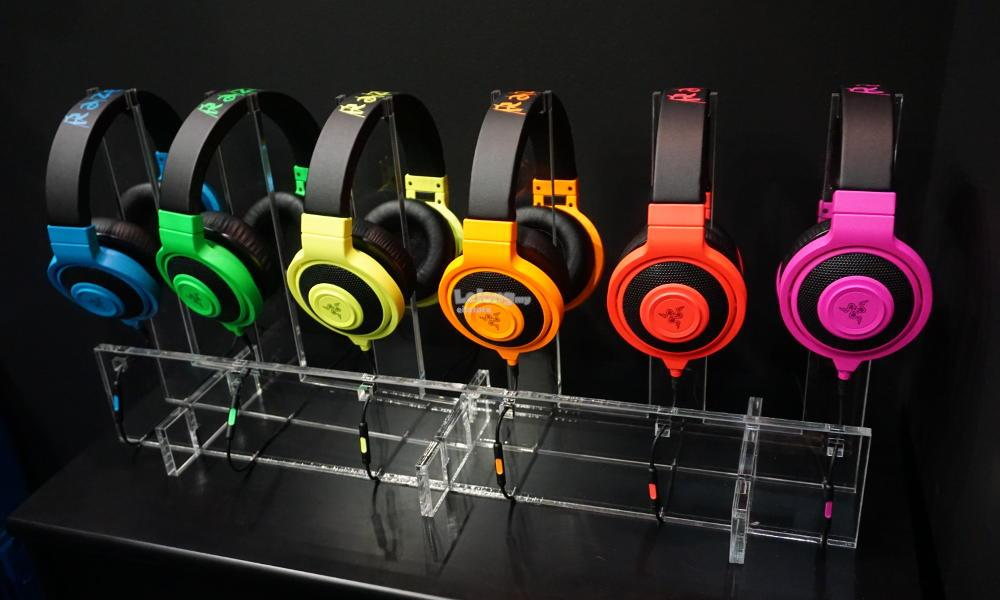 ae97774cb1b Razer Kraken Mobile Gaming Headphone Detachable In-Line Microphone. ‹ ›