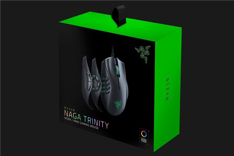 39fe2e11869 # RAZER Naga Trinity MMO Gaming Mous (end 2/8/2020 10:15 AM)
