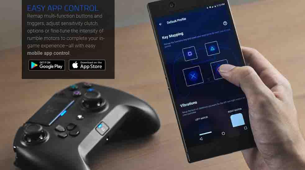 Razer Raiju Tournament Edition Bluetooth and Wired Gaming Controller